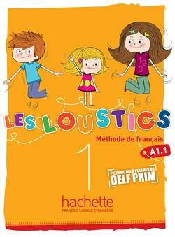 Les Loustics 1 - Textbook + Workbook - Click to enlarge picture.