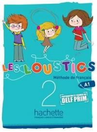 Les Loustics 2 - Textbook + Workbook - Click to enlarge picture.